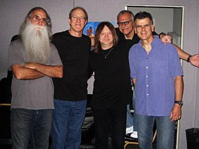 Le Sklar Bill Ross Chris Caswell Ray Obiedo And David Garibaldi